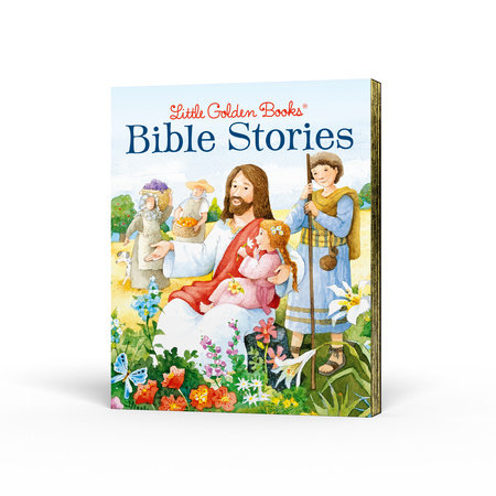 Little Golden Books Bible Stories Boxed Set by Various