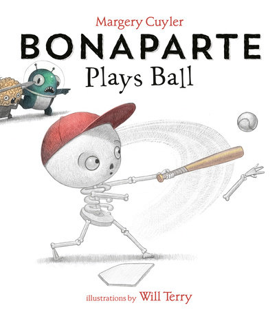 Bonaparte Plays Ball by Margery Cuyler