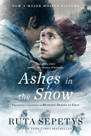 Ashes in the Snow (Movie Tie-In) by Ruta Sepetys