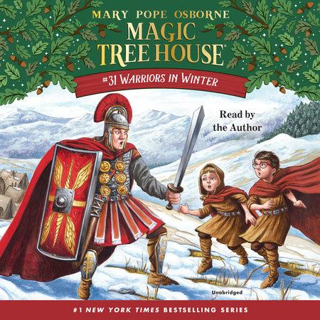Warriors in Winter by Mary Pope Osborne