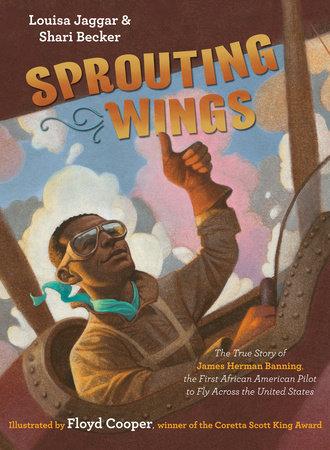 Sprouting Wings by Louisa Jaggar and Shari Becker