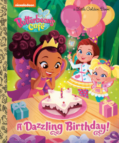 A Dazzling Birthday! (Butterbean's Cafe)