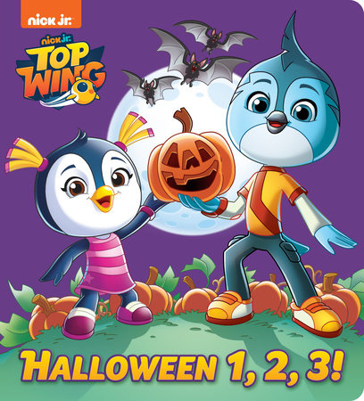 Halloween 1, 2, 3! (Top Wing) by Random House