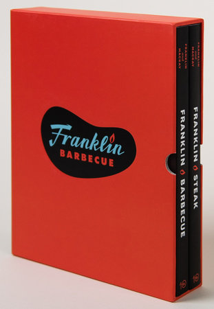 The Franklin Barbecue Collection [Two-Book Bundle] by Aaron Franklin and Jordan Mackay