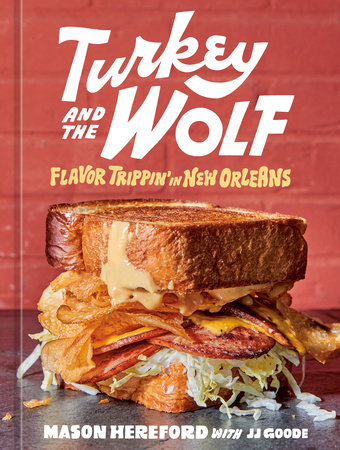 Turkey and the Wolf by Mason Hereford