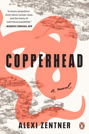 Copperhead by Alexi Zentner