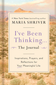 I've Been Thinking . . . The Journal