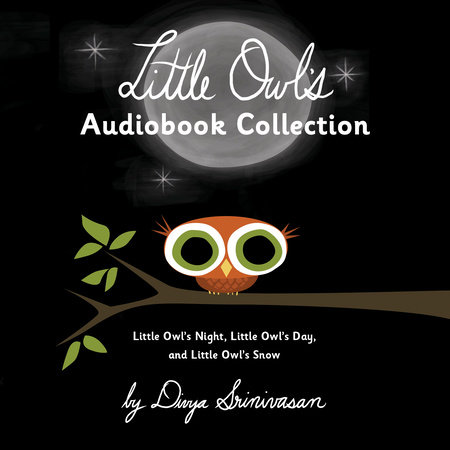 Little Owl's Audiobook Collection by Divya Srinivasan