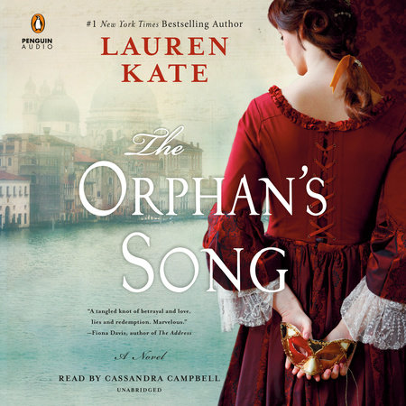 The Orphan's Song by Lauren Kate