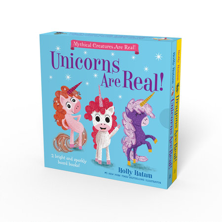 Mythical Creatures Are Real! Boxed Set by Holly Hatam