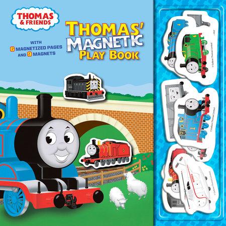 Thomas' Magnetic Play Book (Thomas & Friends) by Random House