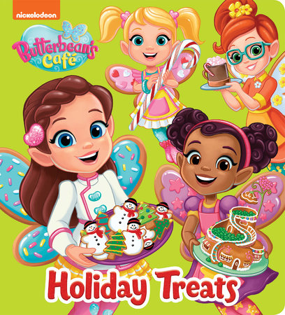 Holiday Treats (Butterbean's Cafe) by Random House