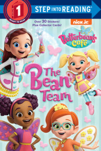 The Bean Team (Butterbean's Café)