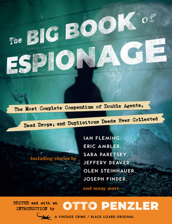 The Big Book of Espionage by