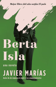 Berta Isla / Berta Isla: A novel