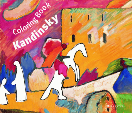 Coloring Book Kandinsky by Doris Kutschbach