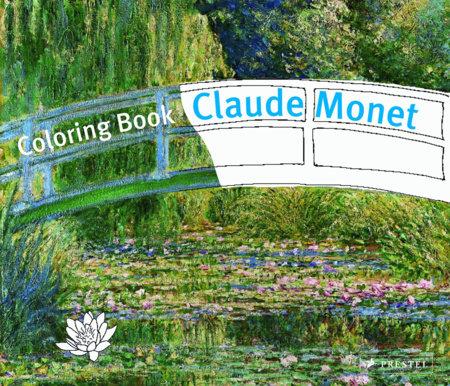 Coloring Book Monet by Doris Kutschbach