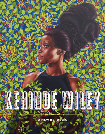 Kehinde Wiley by Connie H. Choi