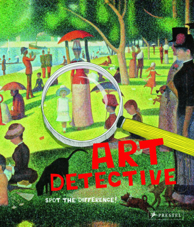 Art Detective by Doris Kutschbach