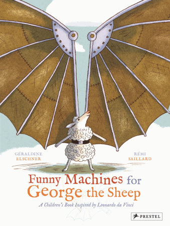 Funny Machines for George the Sheep by