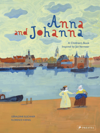 Anna and Johanna by Geraldine Elschner