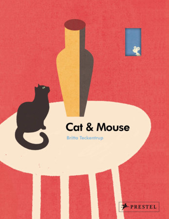 Cat & Mouse by Britta Teckentrup
