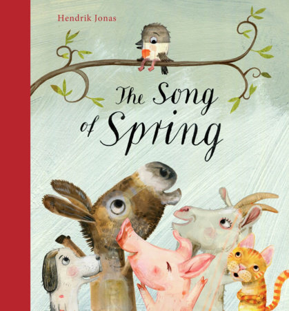 The Song of Spring by Hendrik Jonas