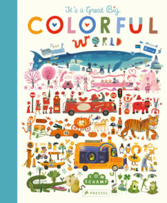 It's a Great, Big Colorful World