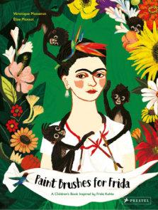 Paint Brushes for Frida