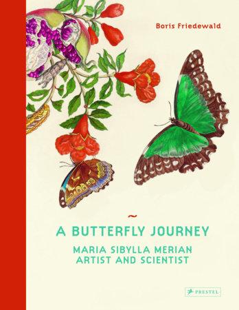A Butterfly Journey by Boris Friedewald