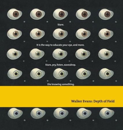 Walker Evans by John Hill and Heinz Liesbrock