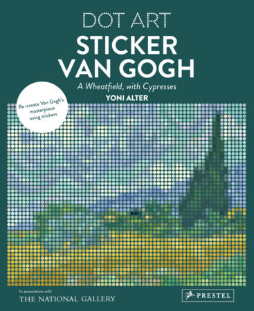 Sticker Van Gogh by Yoni Alter
