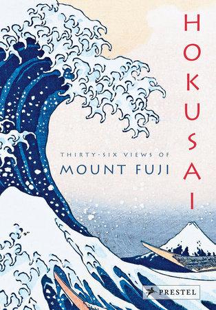 Hokusai by Amelie Balcou