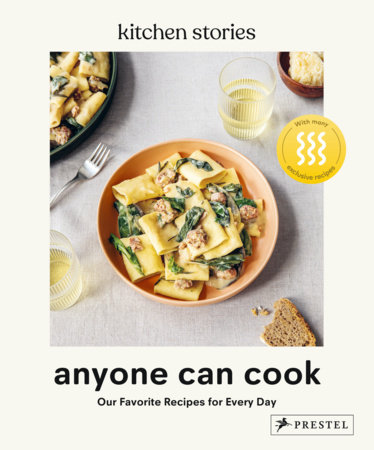 Anyone Can Cook by Kitchen Stories