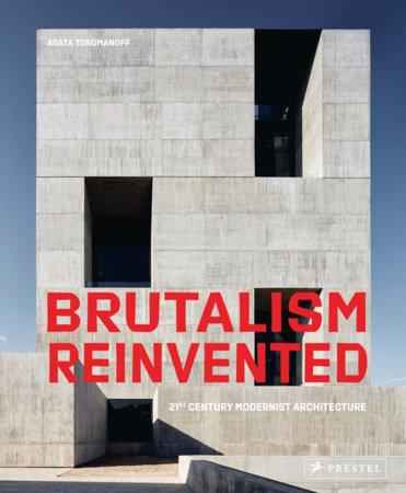 Brutalism Reinvented by Agata Toromanoff