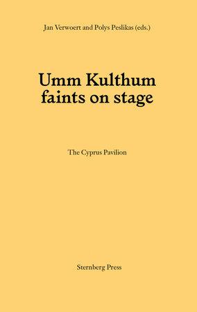 Umm Kulthum faints on stage by
