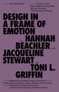 Design in a Frame of Emotion
