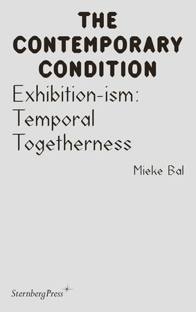 Exhibition-ism by Mieke Bal