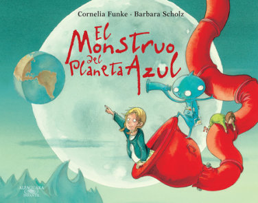 El monstruo del planeta azul / The Monster from the Blue Planet