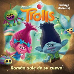 Trolls. Ramón sale de su cueva / Out of Branch's Bunker (DreamWorks)