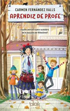 Aprendiz de profe / The New Teacher by Carmen Fernandez Valls