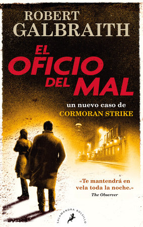 El oficio del mal / The Career of Evil