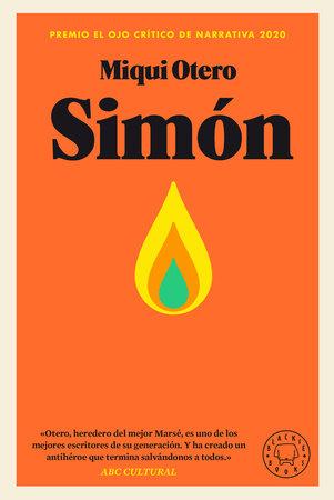Simón (Spanish Edition) by Miqui Otero