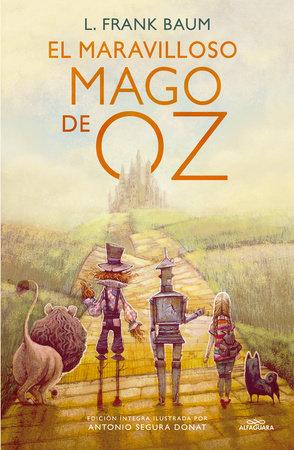 El maravilloso Mago de Oz / The Wonderful Wizard of Oz by L. Frank Baum