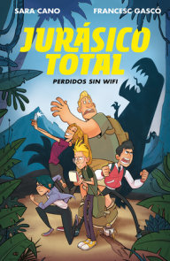 Jurásico total: Perdidos sin WIFI / Total Jurassic. Lost without Wi-Fi