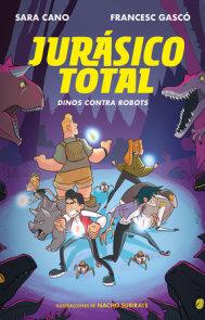 Jurásico total: Dinos contra robots / Total Jurassic: Dinos Against Robots