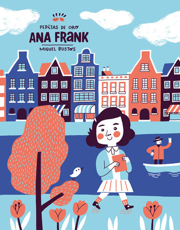 Pepitas de oro: Ana Frank / Gold Nuggets: Anne Frank by David Dominguez