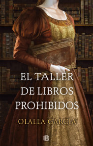 El taller de los libros prohibidos / The Shop of Forbidden Books