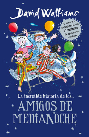 La increíble historia de...los # Amigos de medianoche / The Midnight Gang by David Walliams