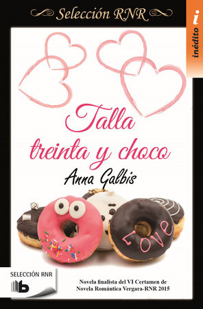 Talla treinta y choco  /  Size Thirty-Crush by Anna Galbis